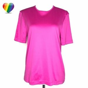 Saks Fifth Avenue Collection Pink Top A030637